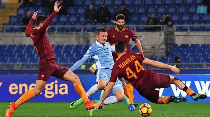 Pronostico Roma – Lazio 04/04/2017