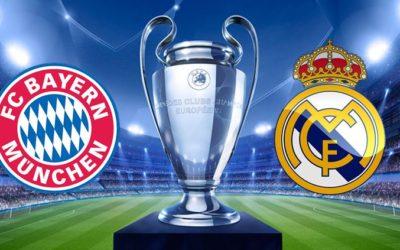 Pronostico Bayern Monaco – Real Madrid 12/04/2017