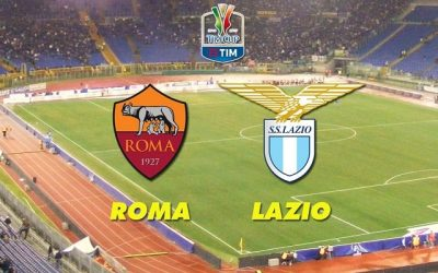 Roma – Lazio – 3 – 2 Highlights – 4 aprile 2017 – Coppa Italia