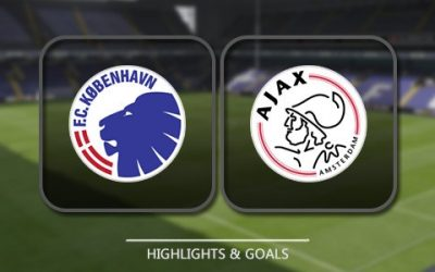 Ajax – Copenaghen – 2-0 Highlights – 16 Marzo 2017 – Europa League