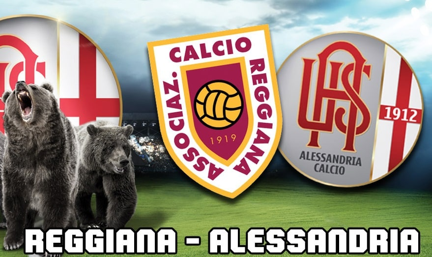 Alessandria – Reggiana – 2 – 1 Highlights – Semifinali – Play Off 2017