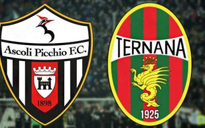 Ascoli – Ternana 1-2 – Highlights – Giornata 42 – Serie B 2016-17