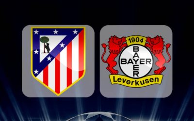 Atletico Madrid – Bayer Leverkusen – 0 – 0 Highlights 15 Marzo 2017 – Champions League