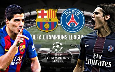 Barcellona – PSG – 6 – 1 Highlights 08 Marzo 2017 – Champions League