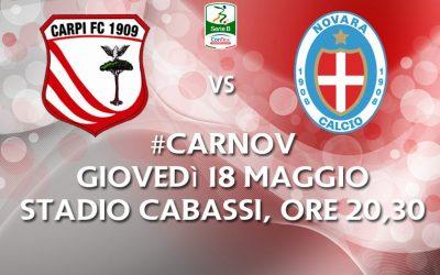 Carpi – Novara 2-0 – Highlights – Giornata 42 – Serie B 2016-17