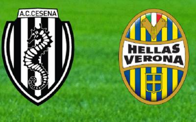 Cesena – Hellas Verona 0-0 – Highlights – Giornata 42 – Serie B 2016-17