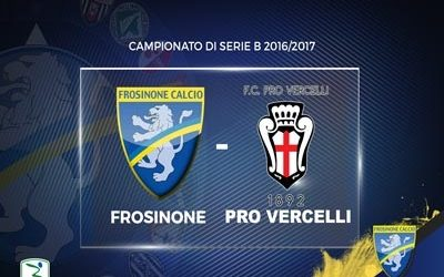 Frosinone – Pro Vercelli 2-1 – Highlights – Giornata 42 – Serie B 2016-17