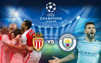 Monaco – Manchester City – 3 – 1 Highlights 15 Marzo 2017 – Champions League