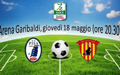 Pisa – Benevento 0-3 – Highlights – Giornata 42 – Serie B 2016-17