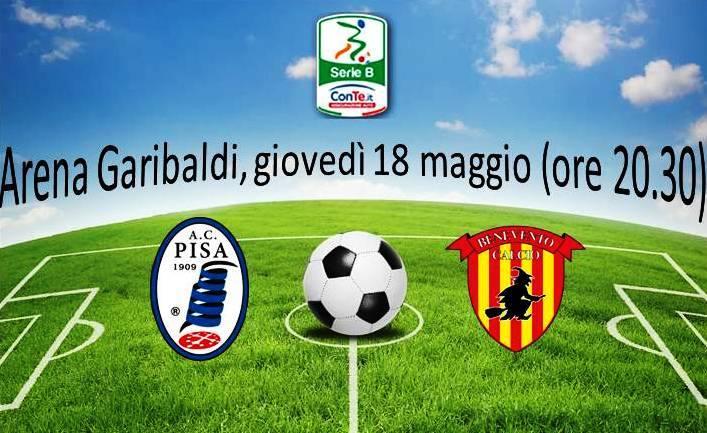 Pisa – Benevento 0-3 – Highlights – Giornata 42 – Serie B 2016-17