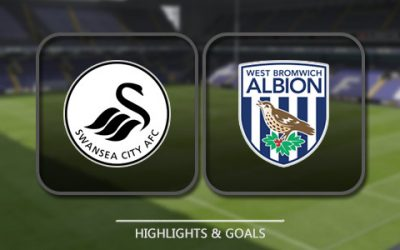 Swansea City – West Bromwich 2-1 – Highlights – Giornata 38 – Premier League 2016-2017